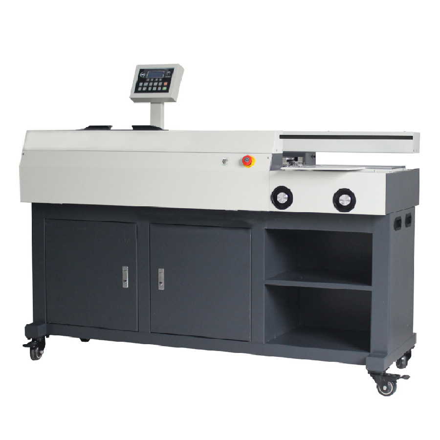 60A3-3S Perfect Binding Machine with Side Glue